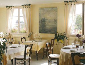 Ousson sur Loire-Le clos du vigneron salle de restaurant