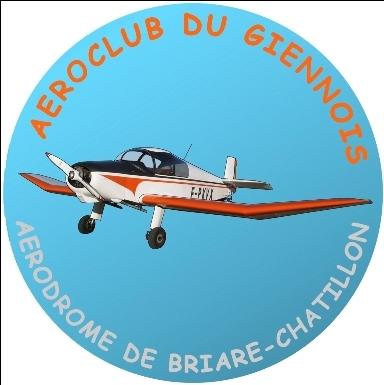 Briare – aérodrome -Logo-ACG—Denis-Chantereau