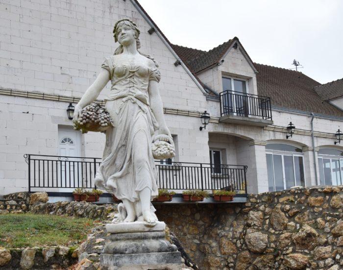 Ousson- Clos des Cortilleaux Billereau – 30 novembre 2017 – OT Terres de Loire et Canaux – IRémy (1)