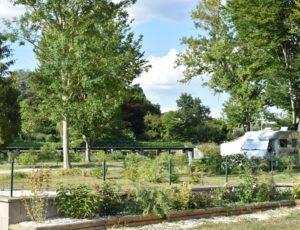 Ouzouer sur Trézée – aire de camping car -1er août 2018 – OT Terres de Loire et Canaux – IRémy (59)