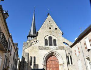 Ouzouer sur Trézée – église St Martin – 1er août 2018 – OT Terres de Loire et Canaux – IRémy (39)