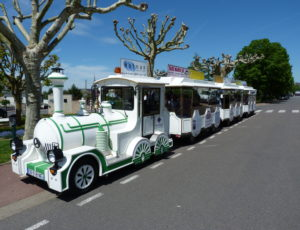 Petit train de Briare
