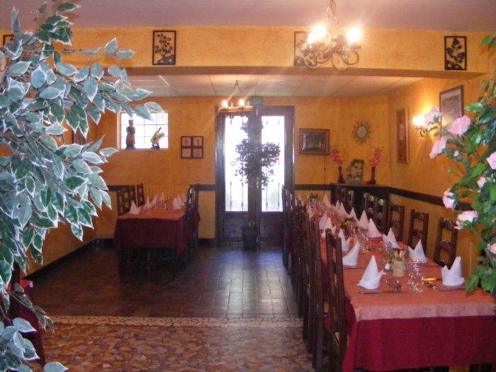 Briare – Restaurant l'Estancia-Salle de restaurant