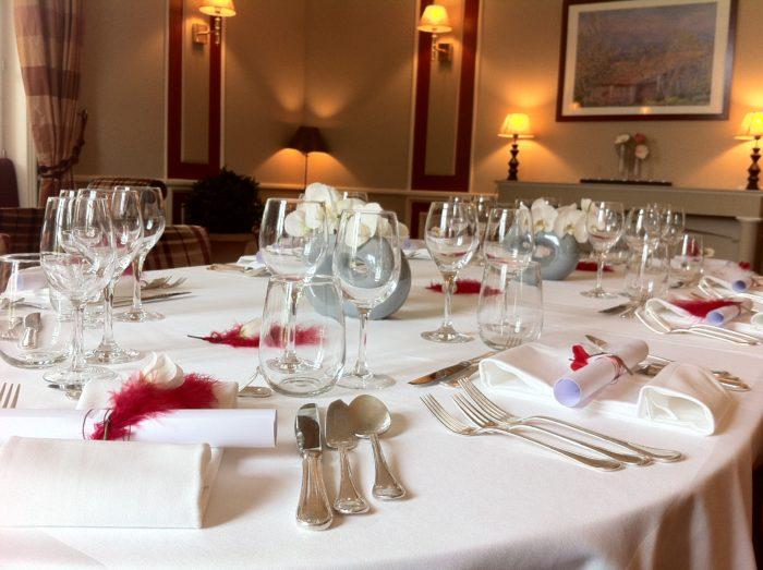 Briare-Domaine des Roches- Salle de restaurant