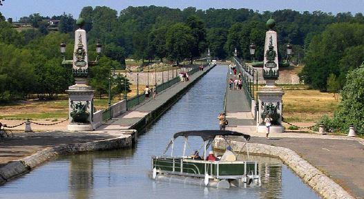 Briare – bateau-location sans permis