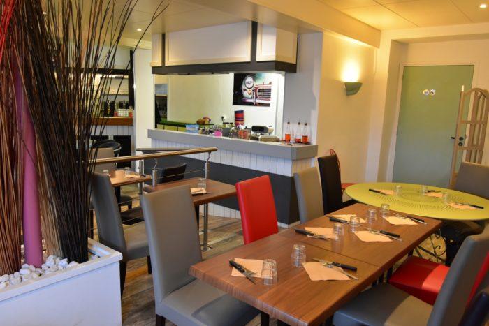 Briare-Restaurant l'Arcadian-salleL'ARCADIAN