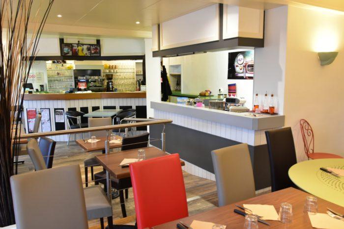 Briare-Restaurant l'Arcadian-salle