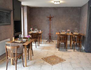 Briare – Le Clos des Arômes-salle de restauration