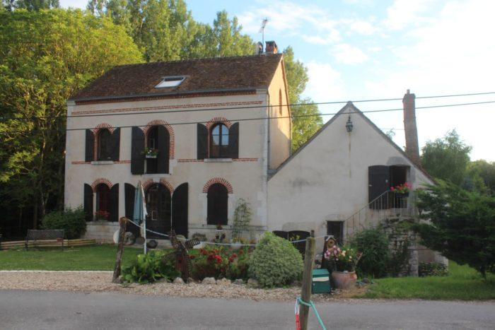 Bonny sur Loire – Gite du moulin-façade