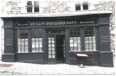 Ouzouer sur Trézée-Restaurant Le Clos-des-lombards-façade