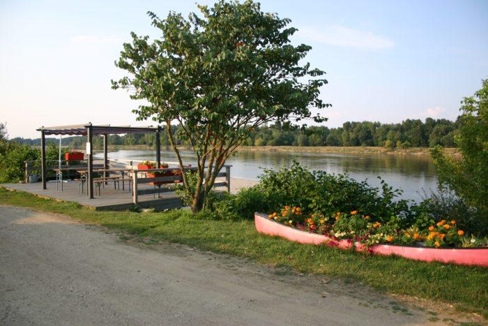 Beaulieu sur Loire – base de Beaulieu- en bord de Loire