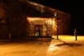 escabeau extérieur nuit
