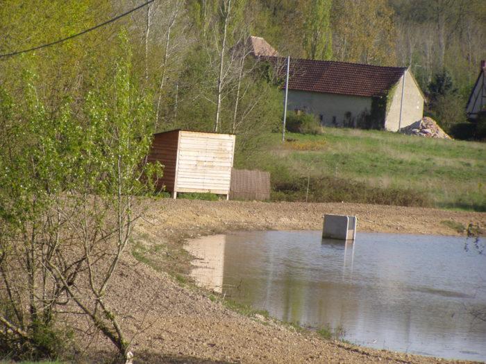 étang des Brosses  juin 2010 02