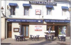 Hotel du Centre – façade