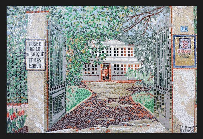 le Musée des emaux et de la mosaïque de Briare