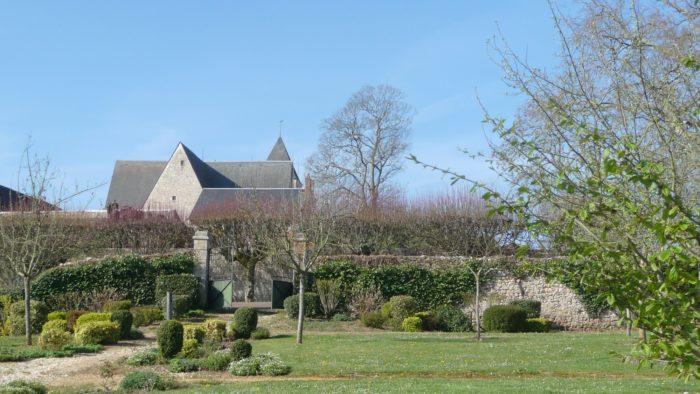 Beaulieu sur Loire – Parc Maison Marret